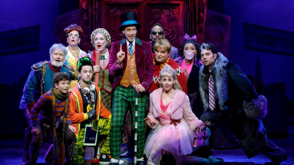 National Tour Show Photo-Roald Dahl's Charlie and the Chocolate Factory-10/18-Joan Marcus