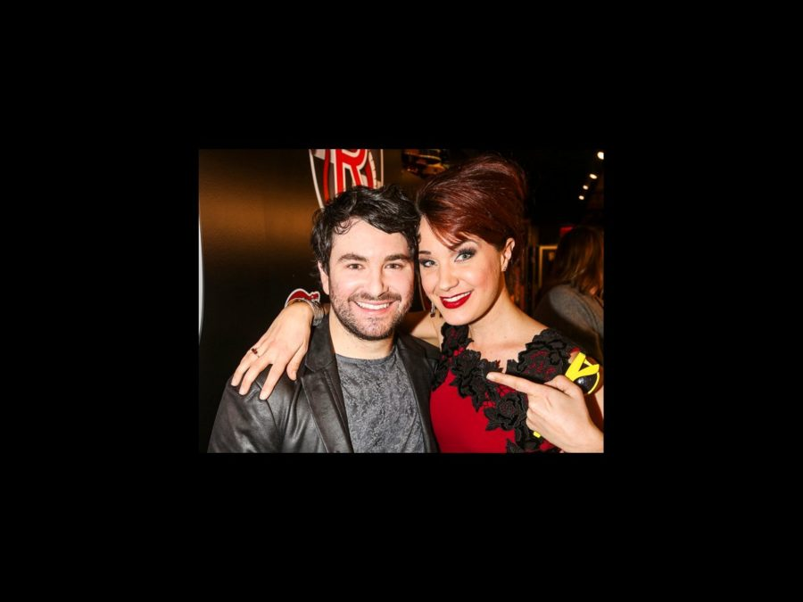 OP - School of Rock - opening - wide - Alex Brightman - Sierra Boggess - 12/15