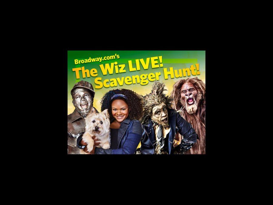 The Wiz Live - Scavenger Hunt - wide - 12/15