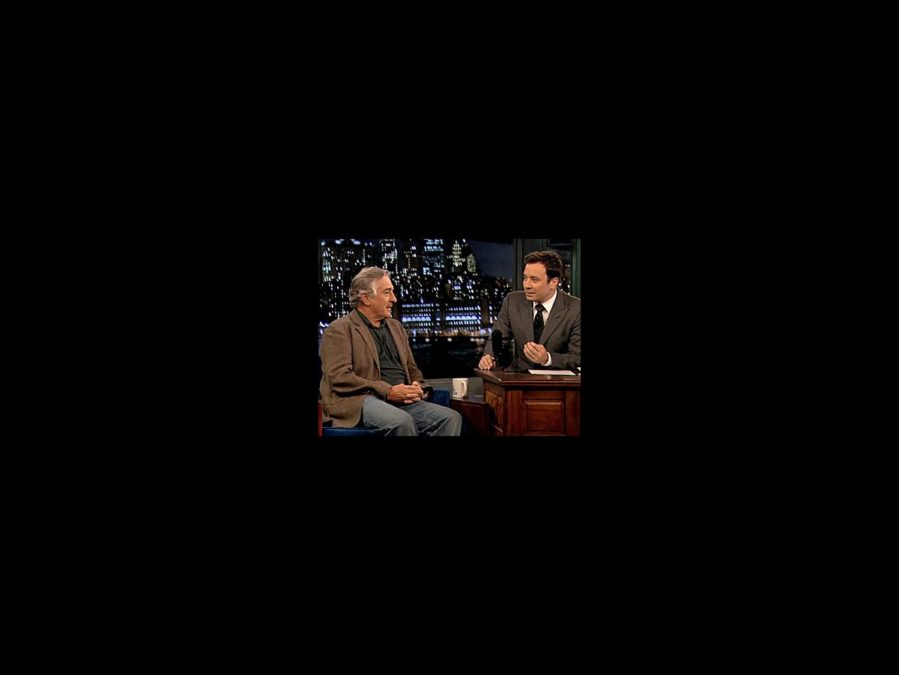 Watch It - We Will Rock You - tour - Robert De Niro - Jimmy Fallon - square - 9/13