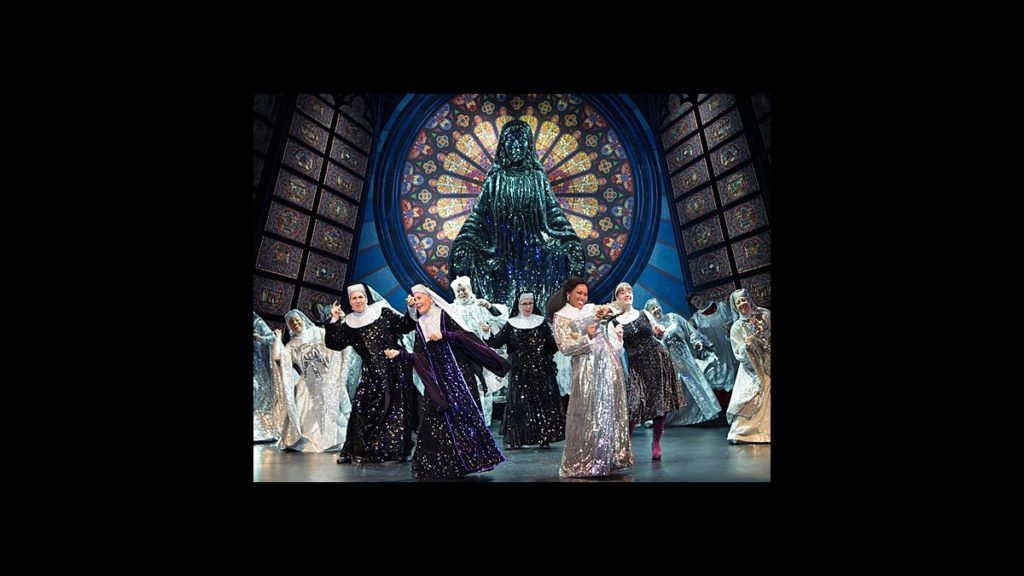 PS - Sister Act - tour - Ta'Rea Campbell