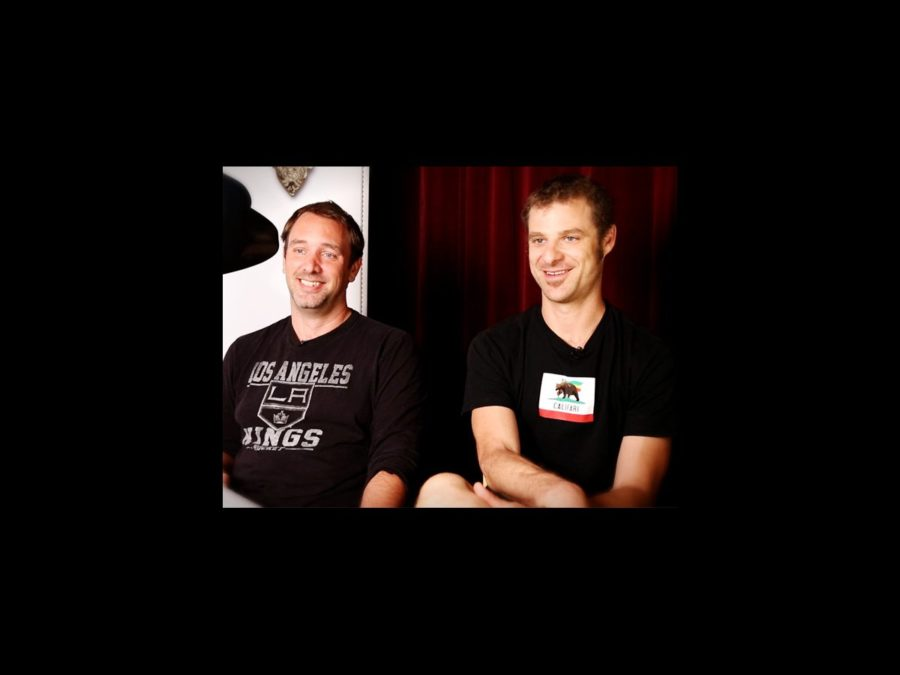 Book of Mormon Tour - Matt and Trey - wide - 9/12