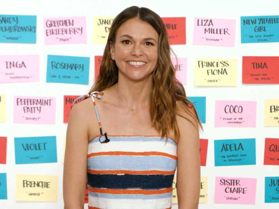VS - Role Call - Sutton Foster - 1/16