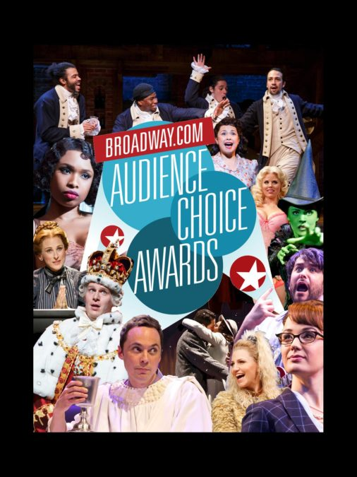 Broadway.com Audience Choice Awards - 2016 - nominees