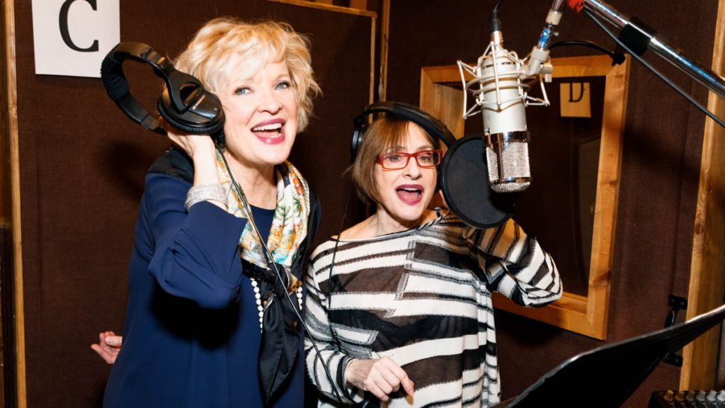 War Paint Cast Recording - Christine Ebersole and Patti LuPone - Emilio Madrid-Kuser - 4/17