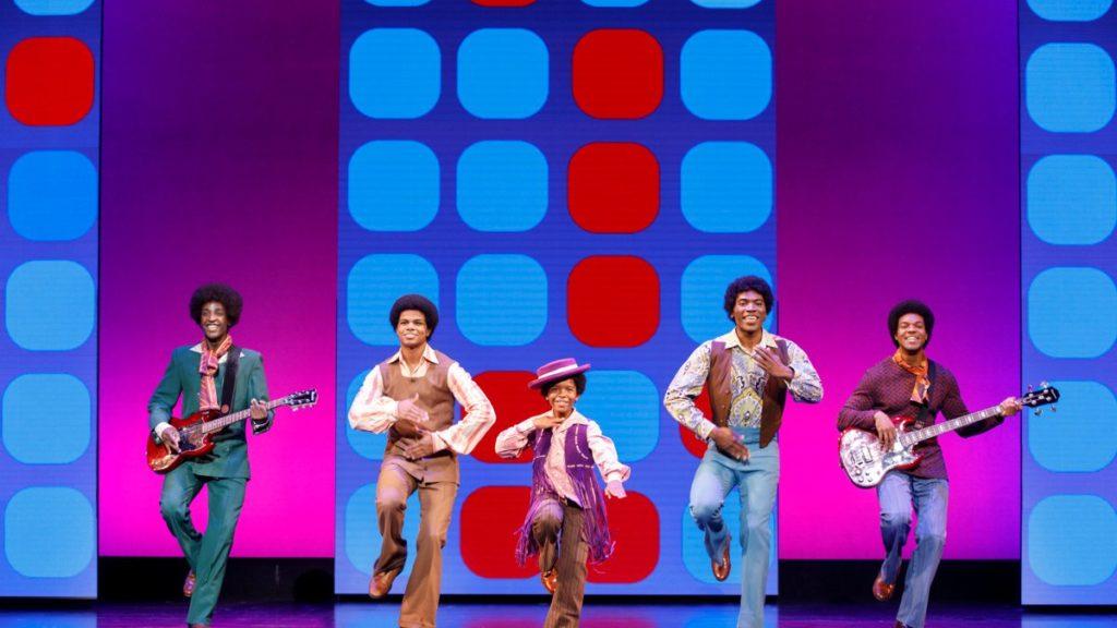 National Tour Show Photos - Motown The Musical - 11/17 - Photo: Joan Marcus