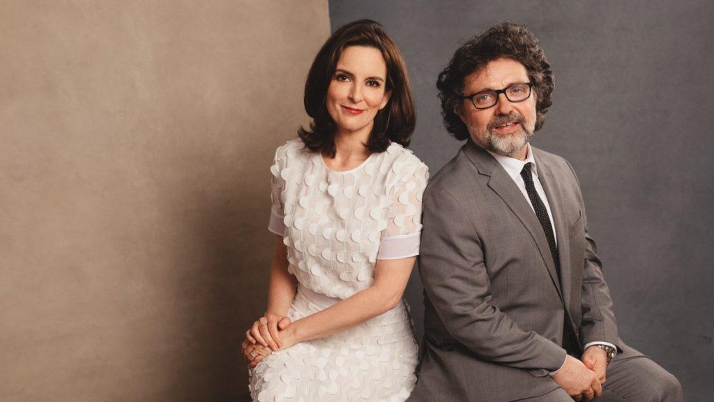 Broadway.com Audience Choice Awards 2018 - Tina Fey - Jeff Richmond - Portraits - 5/18 - Emilio Madrid-Kuser