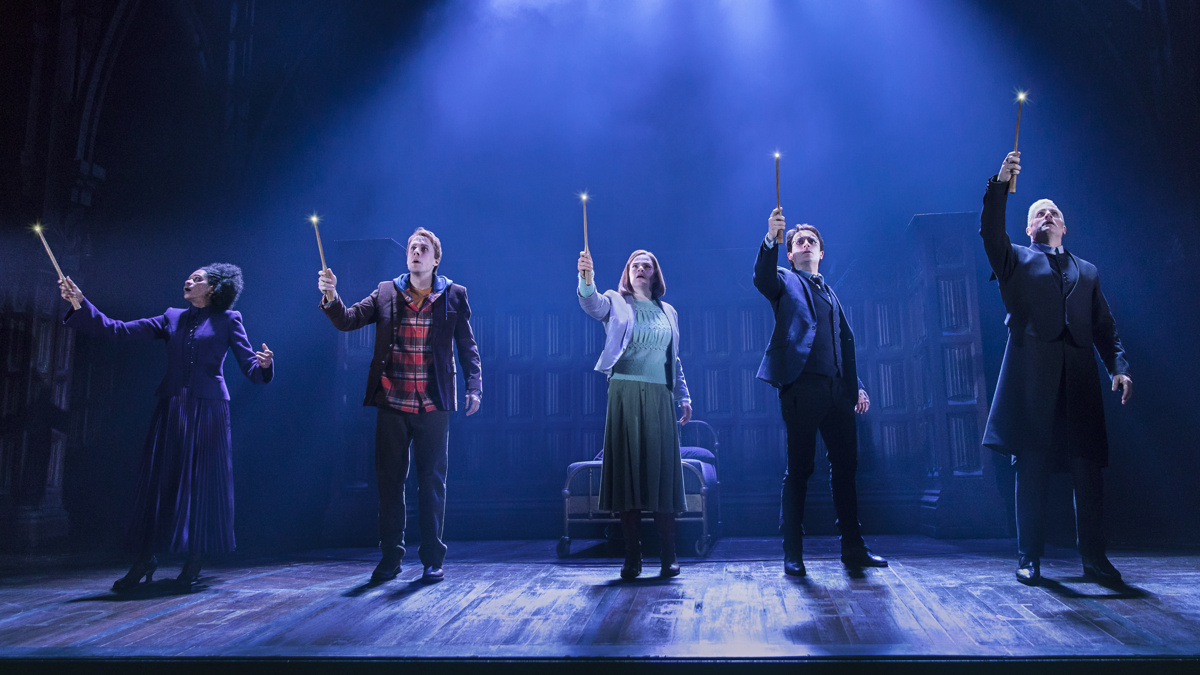 Show Photos - Harry Potter and the Cursed Child - 3/19 - Photo: Matthew Murphy